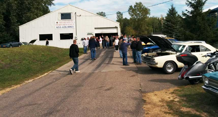 Open House At SharaDon Performance In Hugo Minnesota